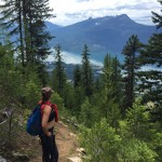 Hiking in Nakusp