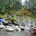 Natural Hot Springs in Nakusp