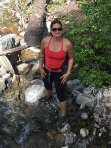 Hike at Okanagan Mountain