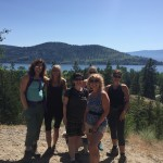 I love hiking with my clients/friends: Rose Valley