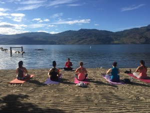 Private Yoga at the Cove Lakeside