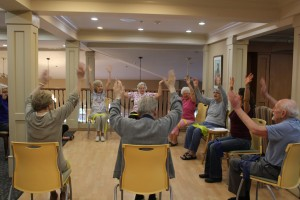 Older Adults and Special Needs Classes