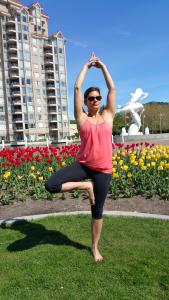 yoga dolphin